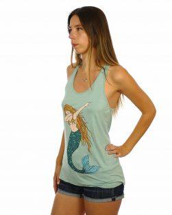 mermaid tank top