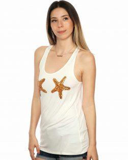 starfish tank top women's